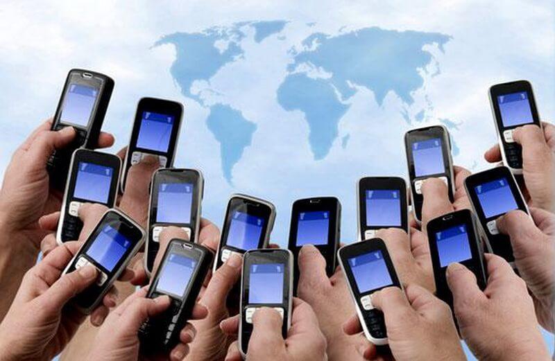 celulares mundo