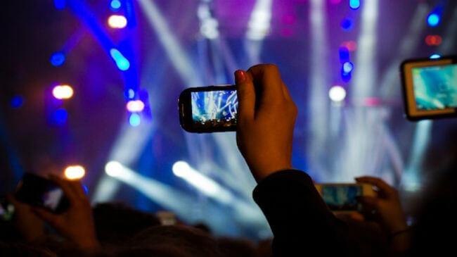 celular concierto